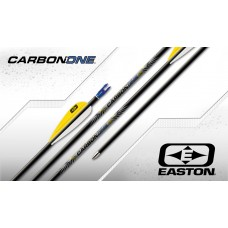 Easton Carbon One Arrows with EN53 G Nocks (set of 12) : ES66